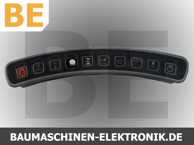 jcb 701/80168, 701/80544, jcb paneel, jcb reparatur, jcb service, jcb baumaschinen, jcb switch panel,