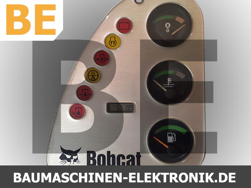 Bobcat Steuergerät Reparatur, Bobcat 442 Kombiinstrument, bobcat 442 dashboard, bobcat 810047, bobcat 810047.900, bobcat kombiinstrument, bobcat tacho, bobcat elektronik service