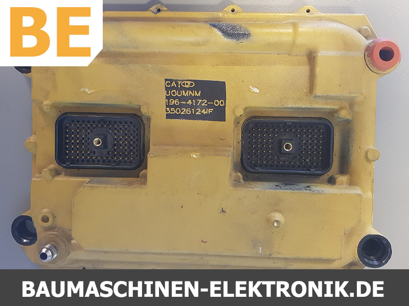 cat ecm 196-4172, cat 196-4172, caterpillar 196-4172, caterpillar ecu repair, cat 196-4172-00, caterpillar cat 196-4172-00